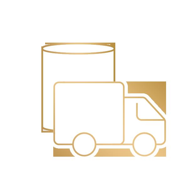 ikona ciężarówki